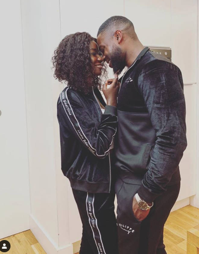 Mike Boateng and Priscilla Anyabu are still going strong