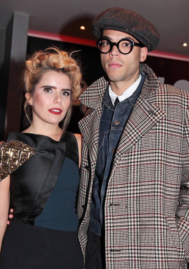 Paloma and Leyman share one child together