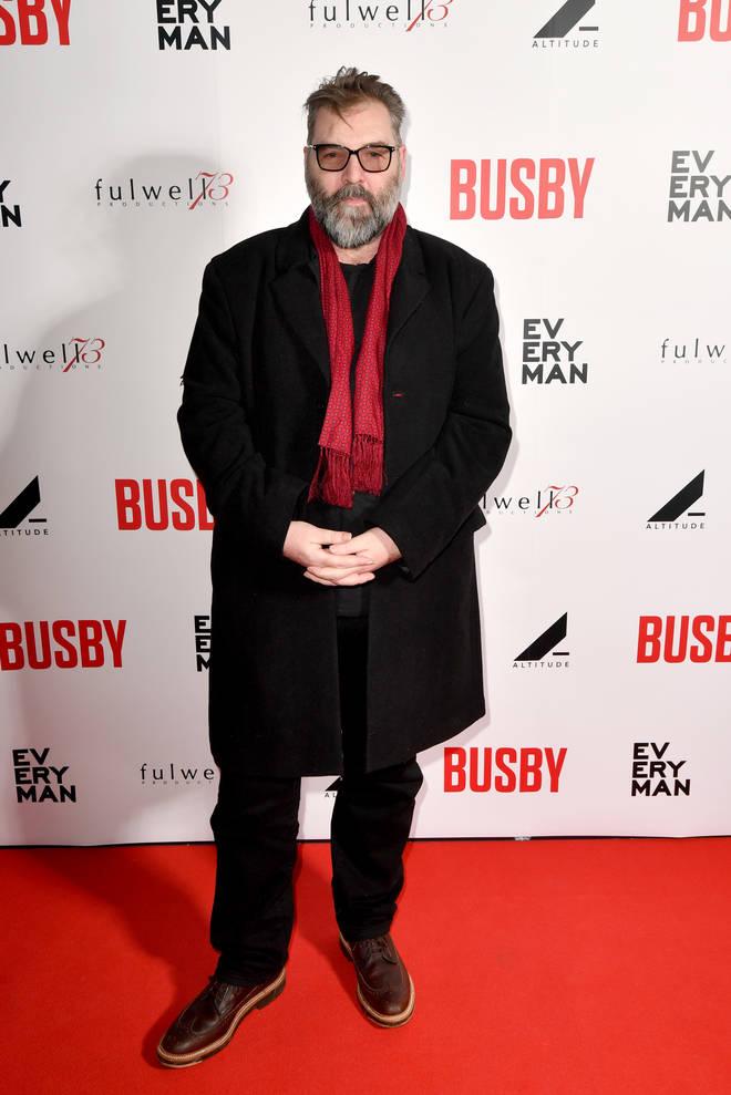 Brendan Coyle starred as Mr Bates in Downton Abbey