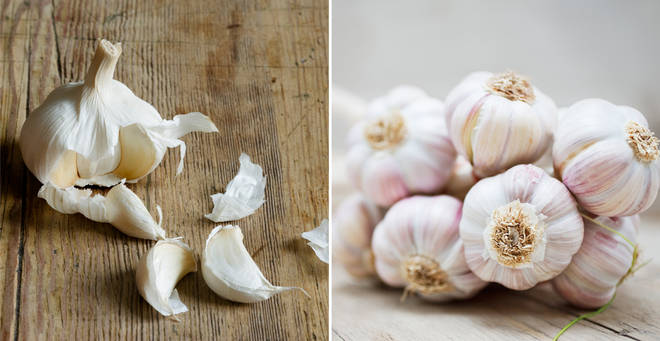 Have you been peeling garlic wrong? (stock images)