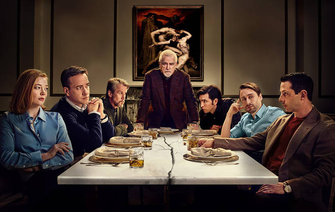 Succession is available to watch on NOWTV and Sky