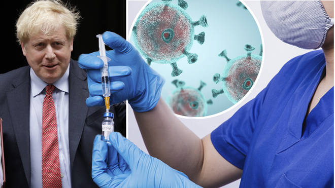 The UK Government have signed a deal for 90 million doses of a coronavirus vaccine