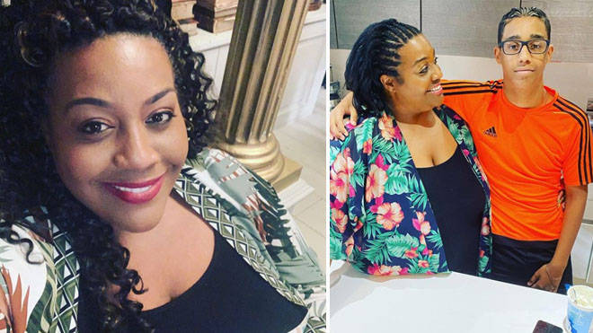Alison Hammond has shared a sweet photo with her son