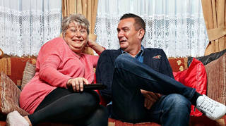 Jenny and Lee from Gogglebox will be back on our screens