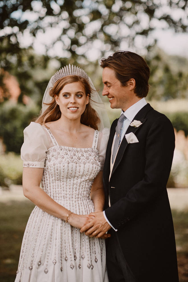 Camilla said Princess Beatrice knew the scandal would overshadow her wedding