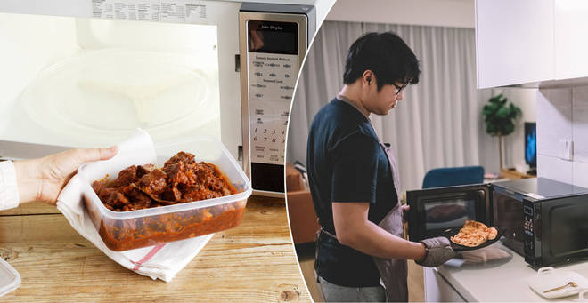 How to reheat your food safely