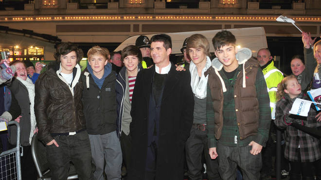 One Direction was formed in 2010