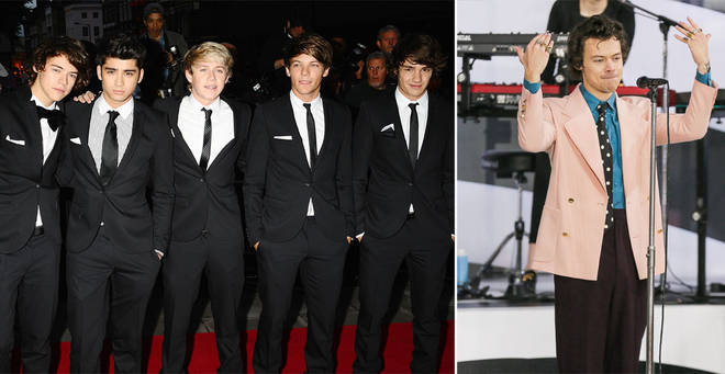 One Direction have been around for ten years