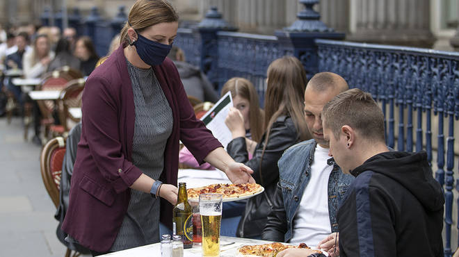 Restaurant vouchers will automatically be applied to your bill under the new government scheme