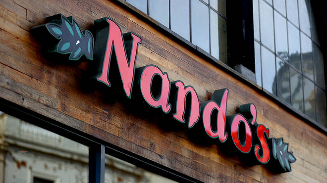 Nando's is one of the restaurants on the Eat Out To Help Out list