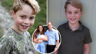 Prince George looks so grown up in the new pictures released by Kensington Palace