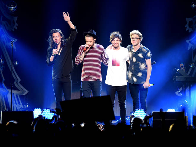 The four remaining members of One Direction announced their hiatus in 2015