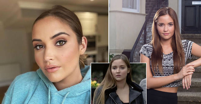 Jacqueline Jossa has spoken out about returning to EastEnders