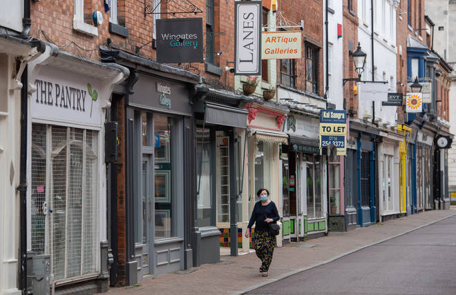 Leicester was placed into local lockdown last month