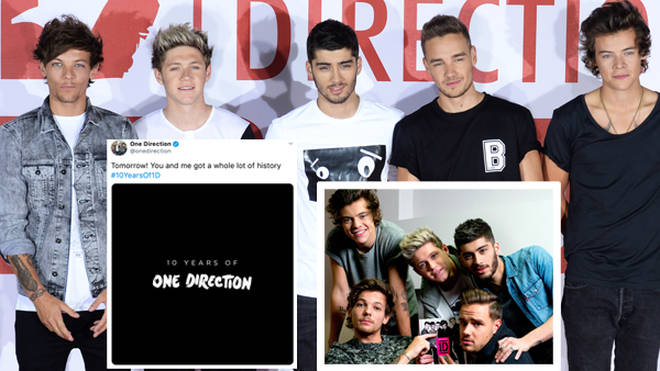 Are One Direction going to be announcing some big news today?