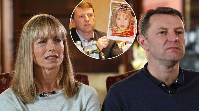 It's been 13 years since Gerry and Kate McCann's daughter Madeleine vanished
