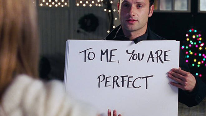 The street was made famous by the iconic Love Actually scene