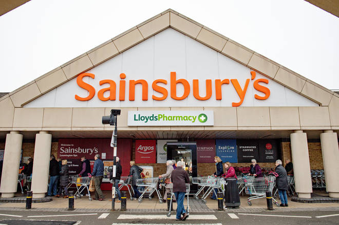 Sainsbury's points are still available to spend for 12 months