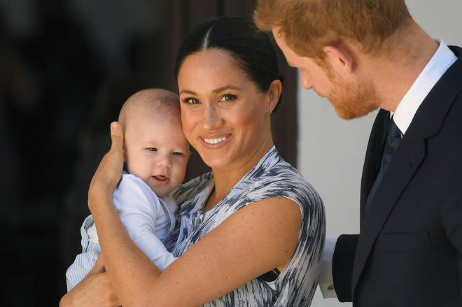 The Duke and Duchess of Sussex moved to LA in March