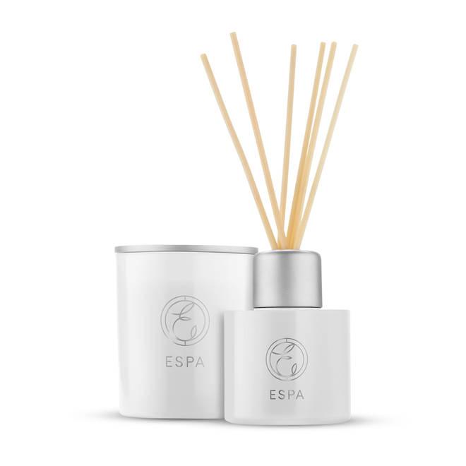 ESPA home fragrance collection