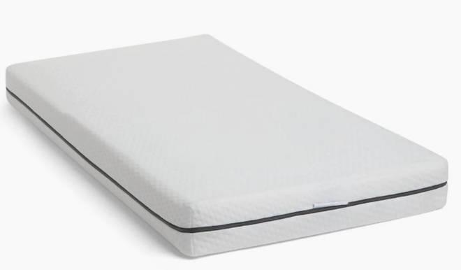 John Lewis has recalled their baby mattress