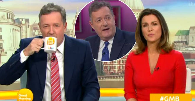 Piers Morgan will return to GMB