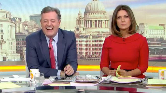 Piers Morgan and Susanna Reid will be back on GMB in September