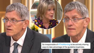 Simon Calder has been slammed by This Morning viewers