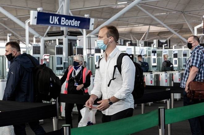 Anyone returning from Spain will have to quarantine for two weeks on arrival