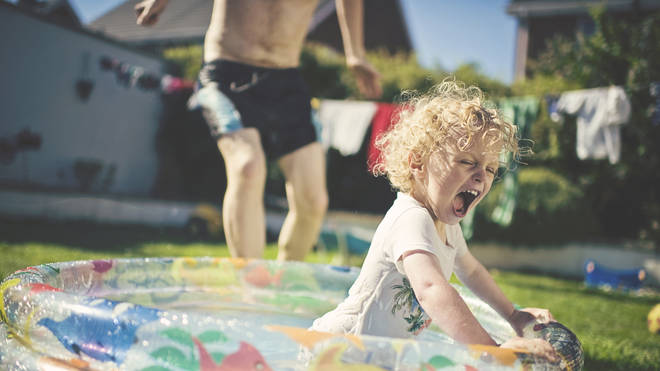 It might be time to dig out that paddling pool... (stock image)