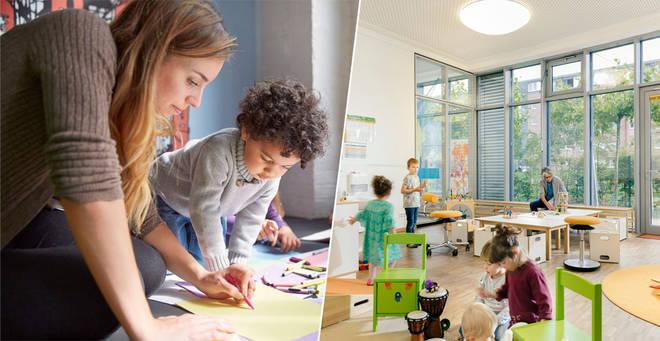 Nurseries will have to refund parents