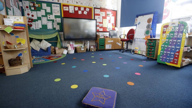Nurseries are not allowed to charge for childcare that has not taken place