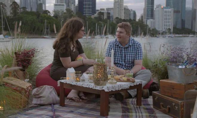 Love on the Spectrum was filmed in Australia
