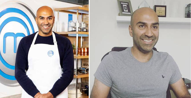 Amar Latif is starring on the new series of Celebrity Masterchef
