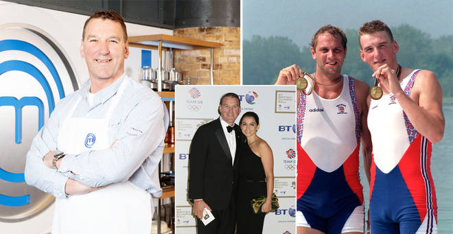 Matthew Pinsent is appearing on Celebrity Masterchef