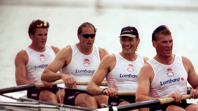 Matthew Pinsent has won four gold medals at the Olympics