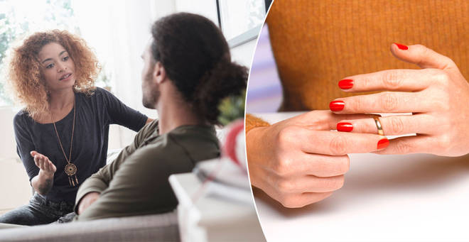 There were 1000 applications for online divorces in the first week of lockdown