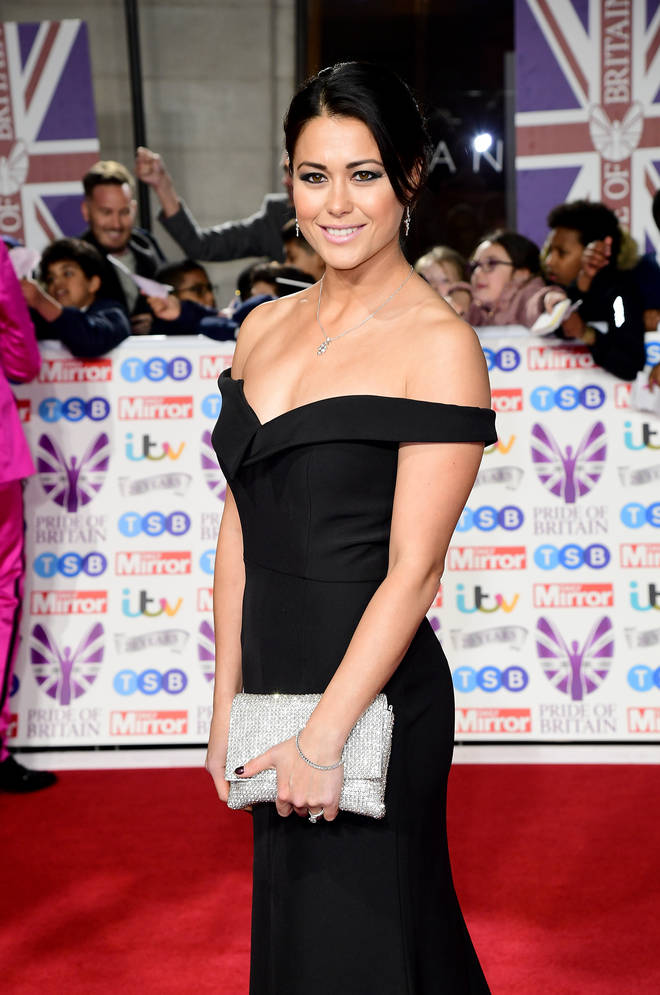 Sam Quek is now a television personality