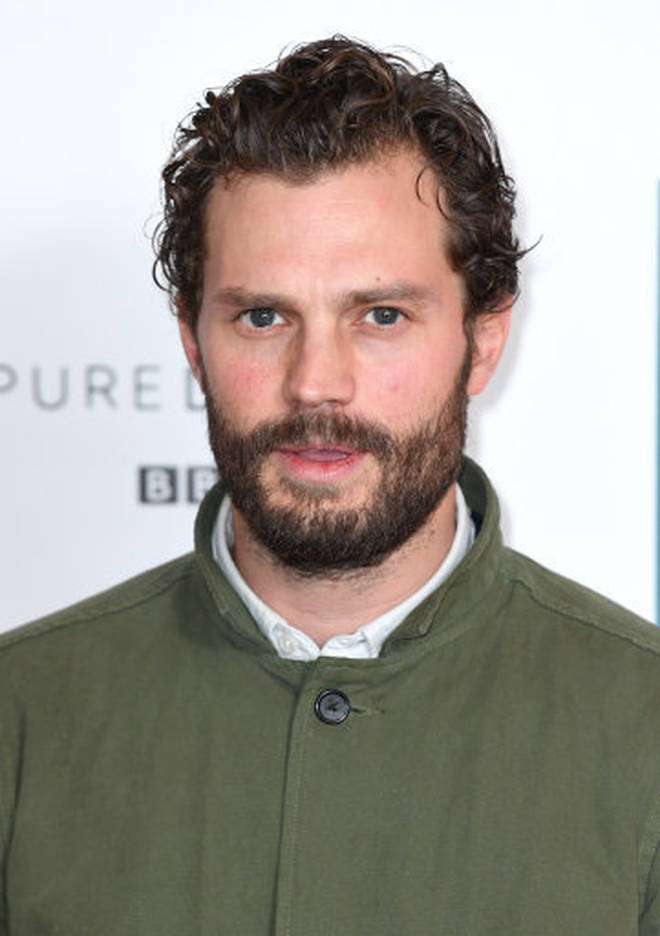 Jamie Dornan is an actor from Northern Ireland