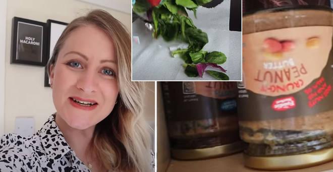 A mum has revealed how she keeps food lasting longer