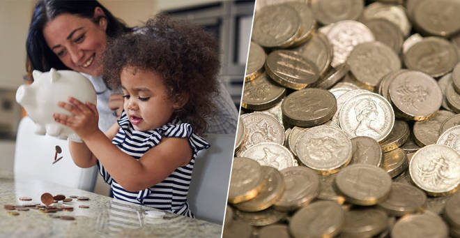 There are millions of old £1 coins still in the UK
