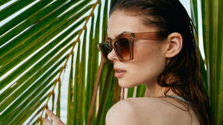 UV protection for your hair should be on your staycation or holiday packing list