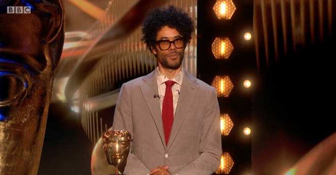 Richard Ayoade is presenting the BAFTAs 2020