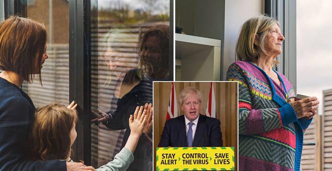 Boris Johnson is in crisis talks over new lockdown measures