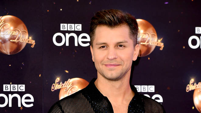 Strictly Come Dancing's Pasha Kovalev