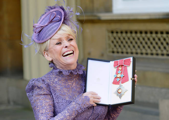 Barbara Windsor's husband said she is still unsettled in her new home