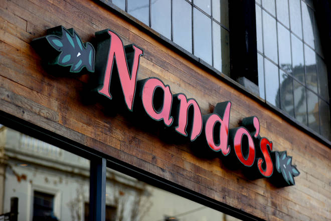 Nando's is part of Eat Out To Help Out