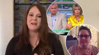 A woman on This Morning opened up about changing her name