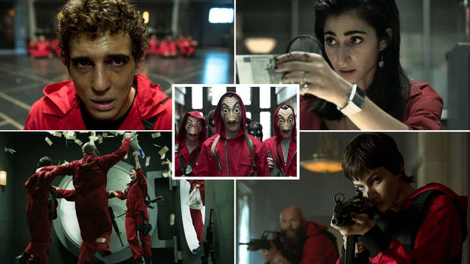 Money Heist will return for a fifth and final season