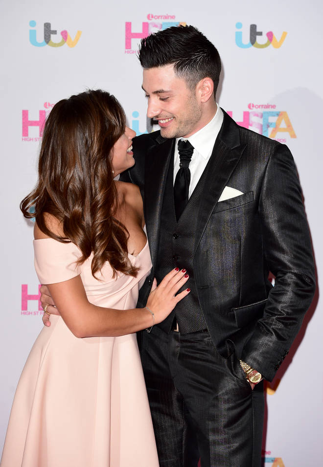 Giovanni Pernice dated Georgia May Foote
